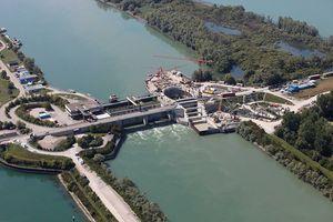 Rheinkraftwerk Iffezheim